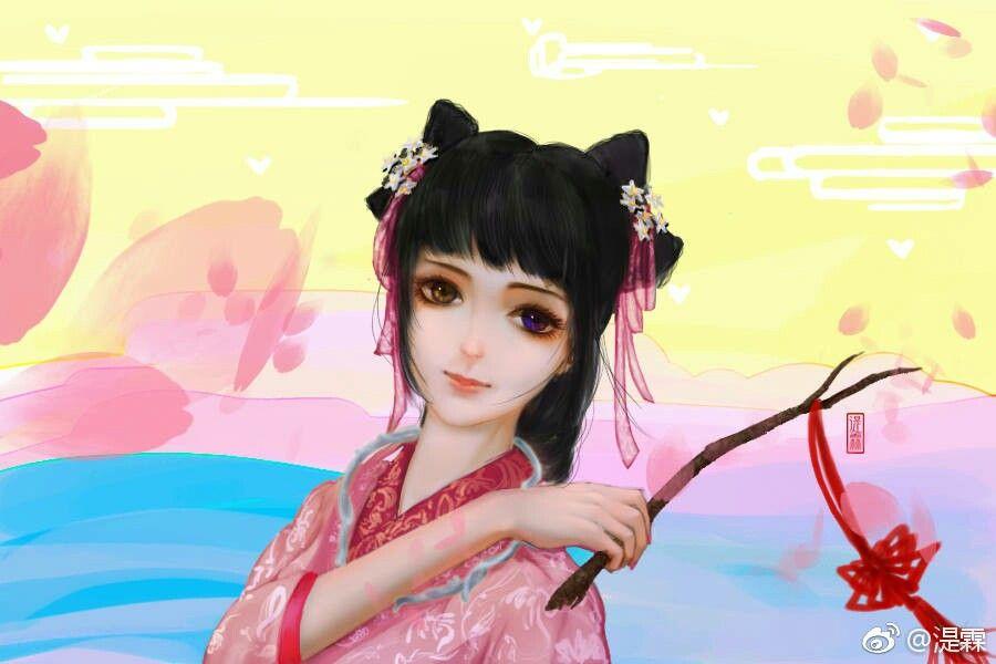 A Cửu Công chúa { Thiếu niên cẩm y vệ } Chinese Painting, China Painting