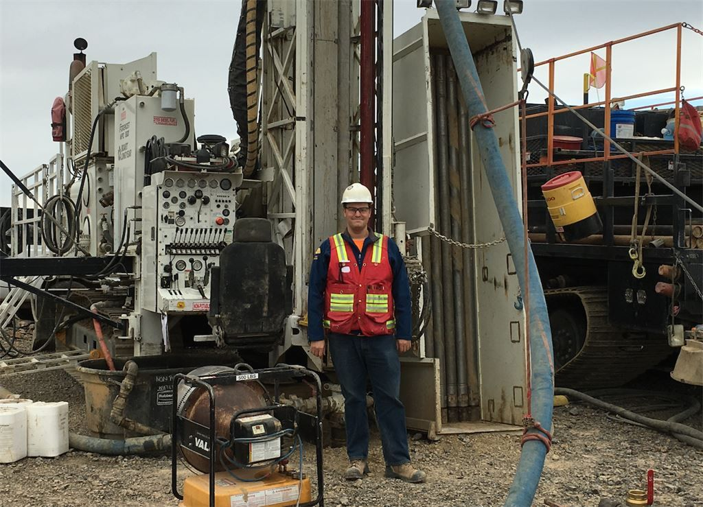 Meet Future O&G Geologist, Andrew Armstrong HUMANSofOG