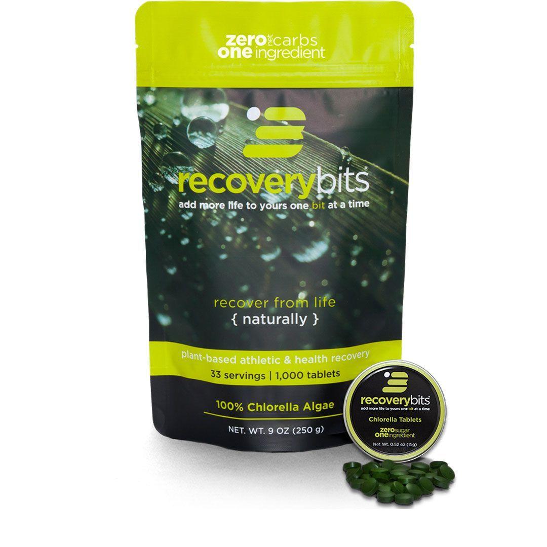 RECOVERYbits® Chlorella Chlorella, Shop natural, Vegan looks
