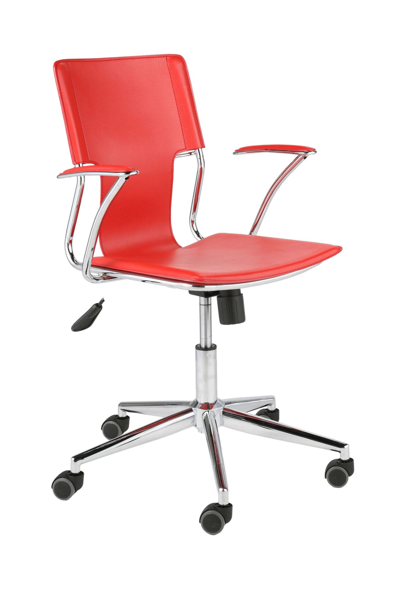 Eurostyle Terry HighBack Leatherette Office Chair with