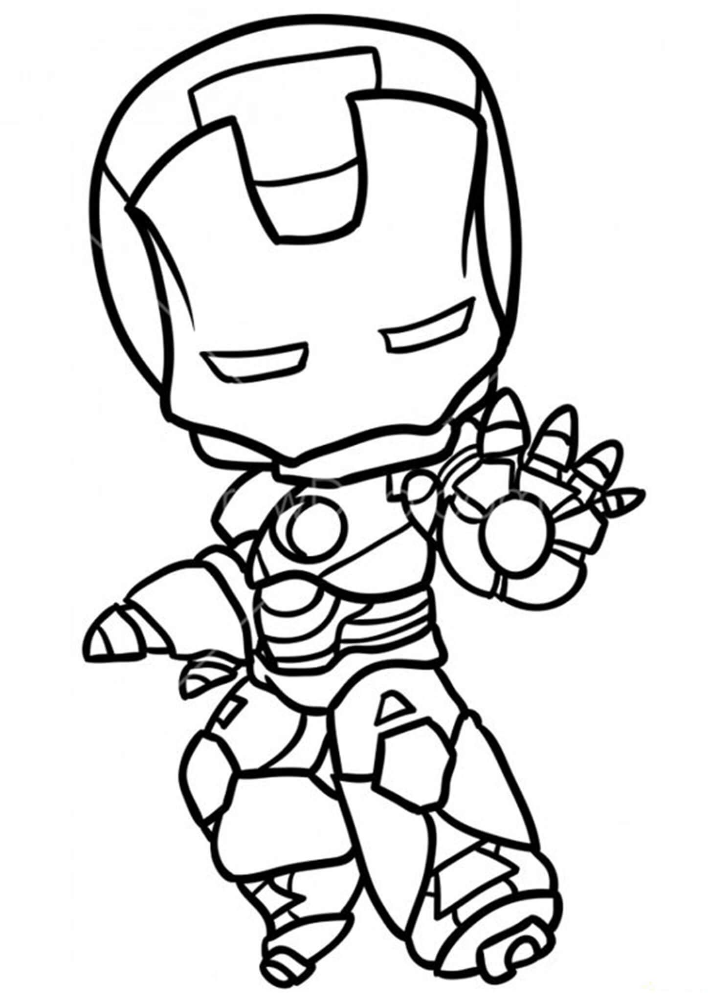 Free Easy To Print Iron Man Coloring Pages Iron Man Drawing Avengers Coloring Cartoon Coloring Pages
