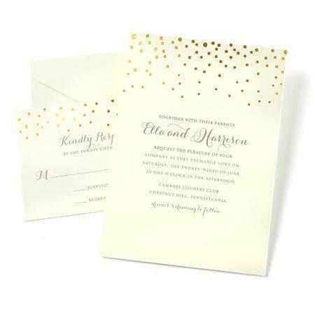 861a681adf6803e666757c6640909de7 gartner studios dot invitations envelope printing and invitation,Wedding Invitations From Walmart