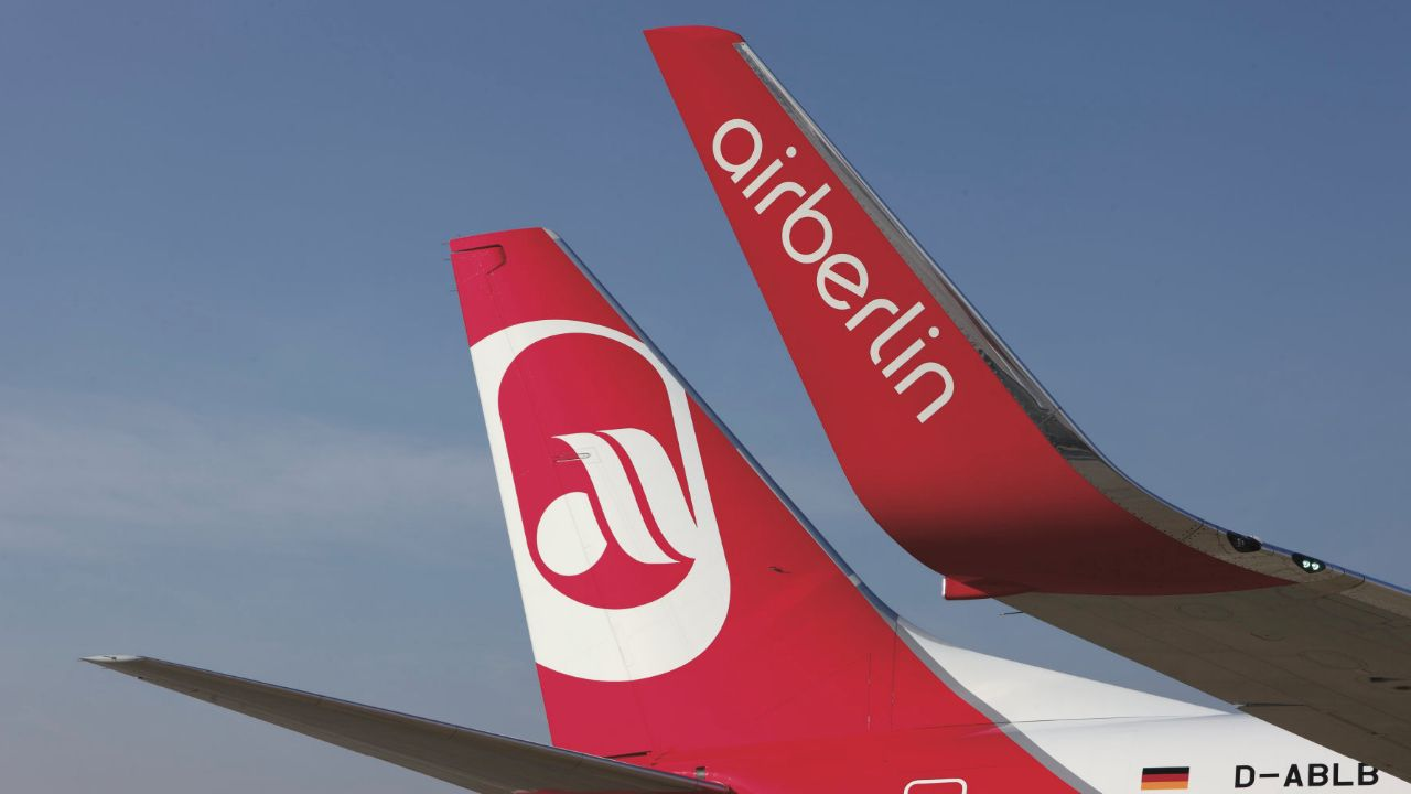 Flugplan, Tickets, Entschädigung Das müssen AirBerlin