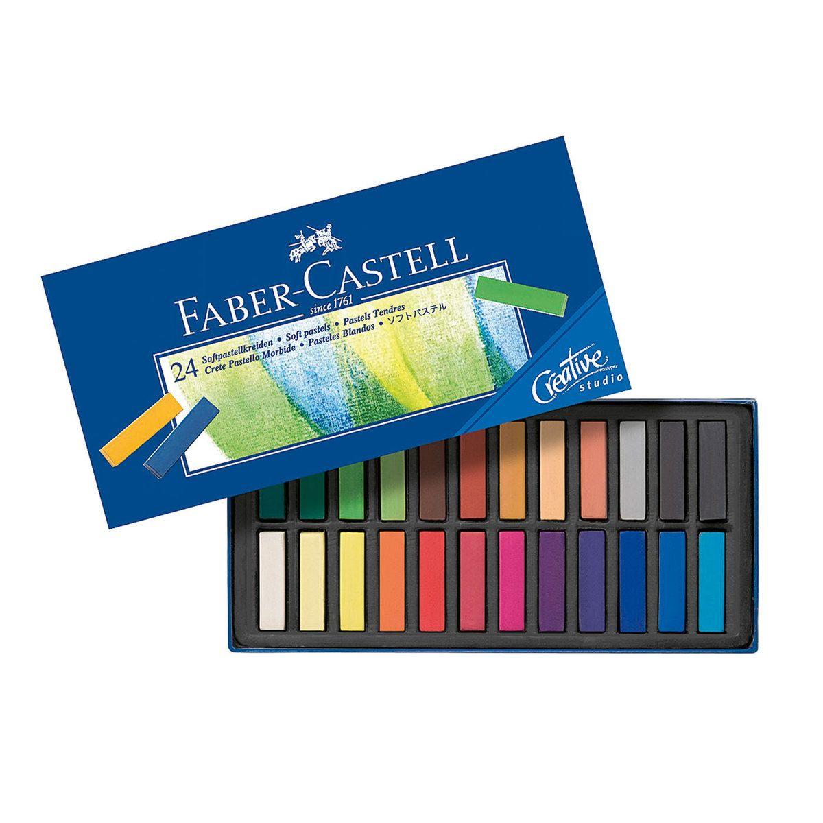 YES please! | Soft Pastel Sticks Box Of 24