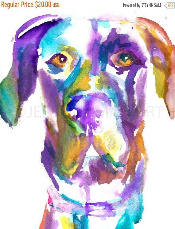 Great Dane Art Toby The Great Dane By Jess Buhman Great Dane