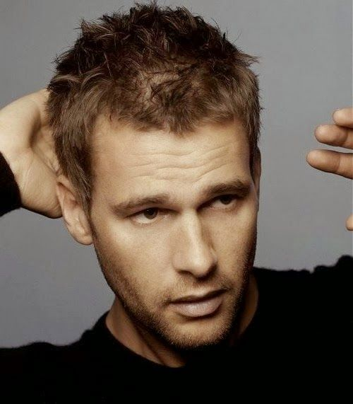 Corte de cabello para hombre de 30