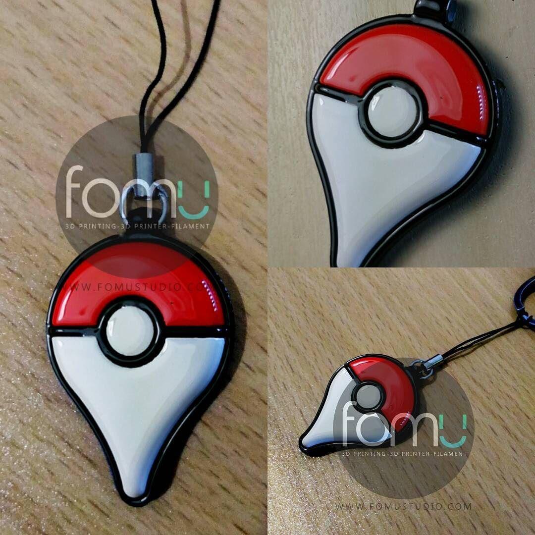 Pokemon Go Plus 3d Printing Idr 35000 Order Us 081310550999 Fomu 3dprinting 3dprint 3dprinter 3dmodel Jakarta Indonesia Interior Interiordesign