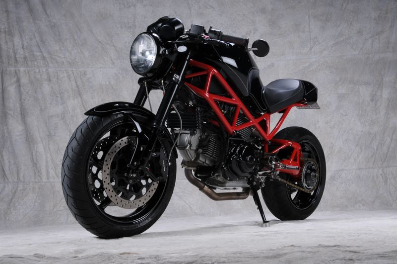 Analog Motorcycles Ducati Sr2 Monster 3 Jpg 800 531 Omg The Black