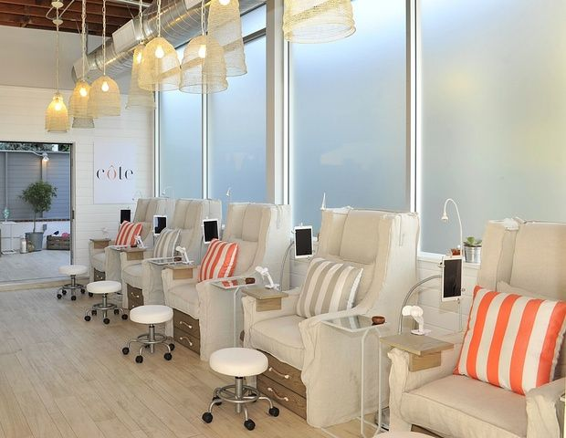 Kim Kardashian's Nail Salon of Choice and 7 More L.A. Mani ...