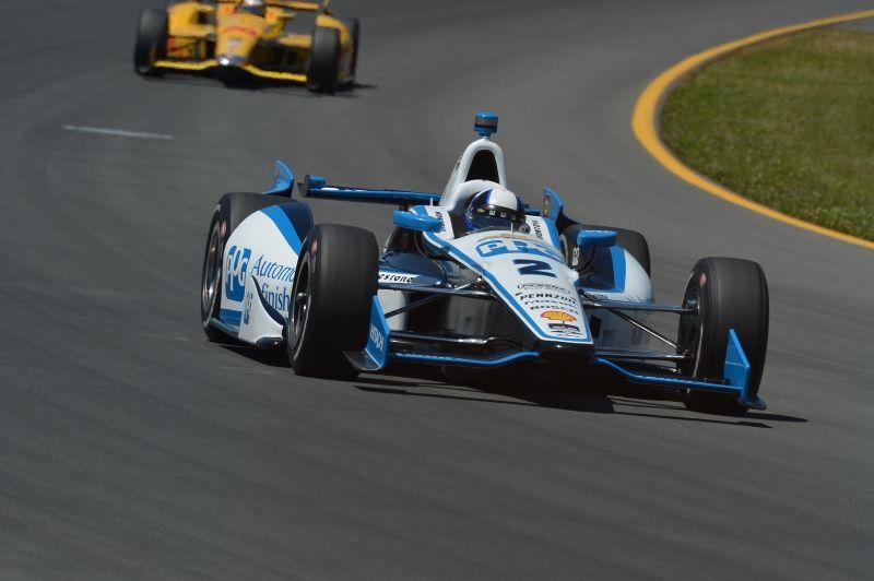IndyCar – das Comeback des Juan Pablo Montoya #JPM #Montoya #IndyCar #Pocono #Penske