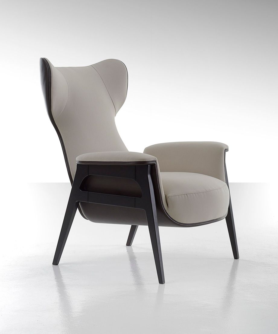Fendi Casa Cerva Armchair By Dimitri Rybaltchenko Lounge Chair Design Modern Lounge Chair Design Chair Design Modern