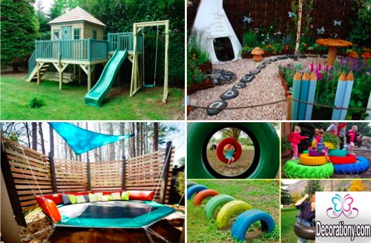 15 Fun Small Garden Ideas For Kids Small Backyard Gardens
