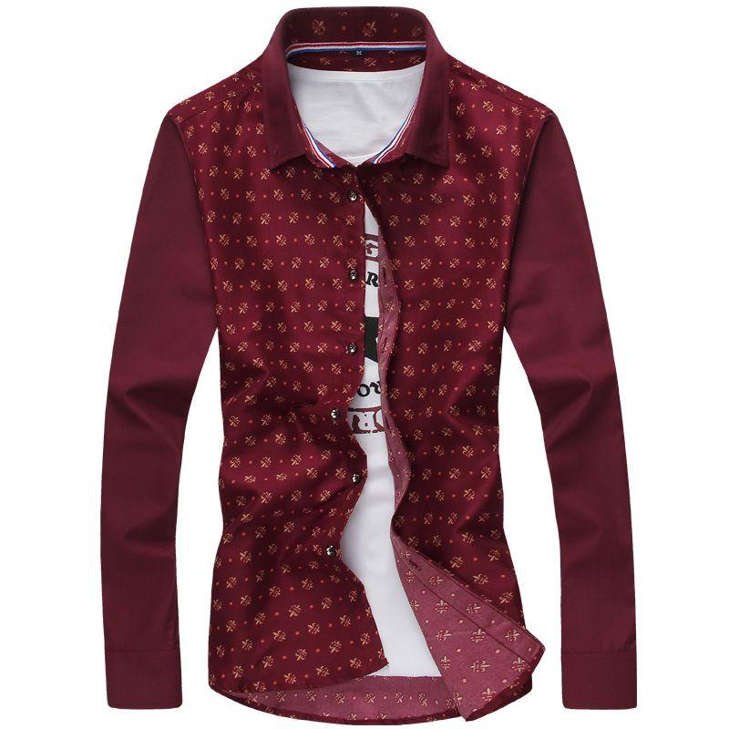 Round Neck T-Shirt,Vertical Stripes Dots Fashion Personality Customization