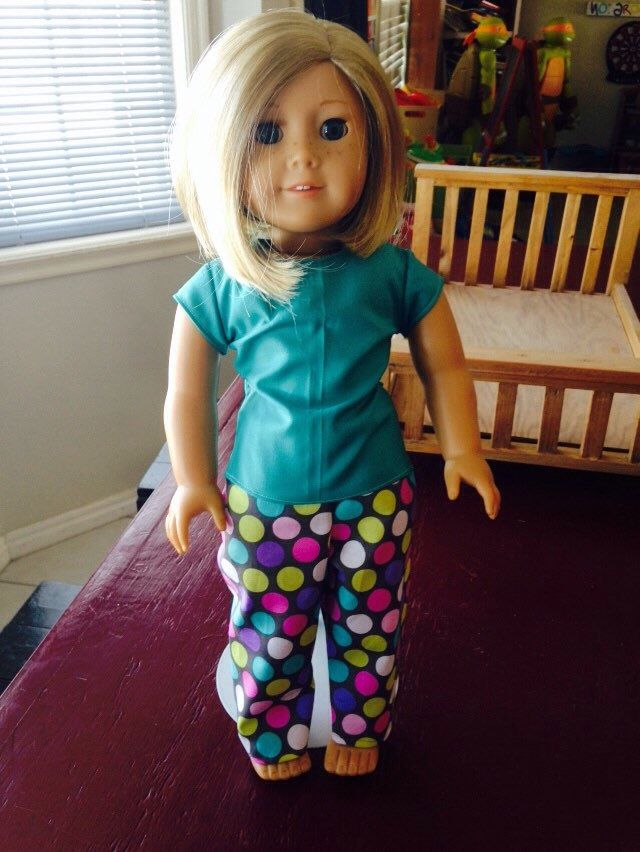 A personal favorite from my Etsy shop https://www.etsy.com/listing/223026145/last-two-18-inch-american-girl-doll