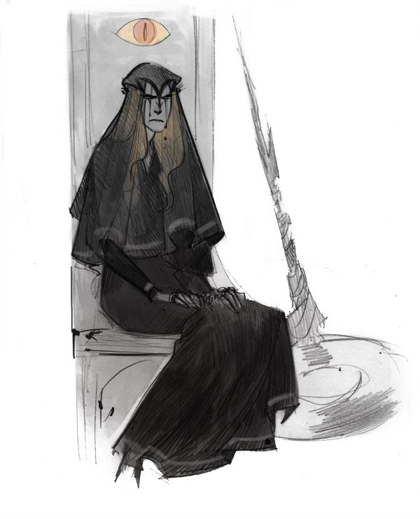 Sauron without Melkor