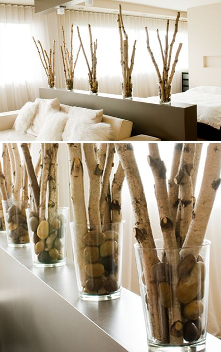 Naturalmetrics Paper Birch Poles Trees Branches Twigs