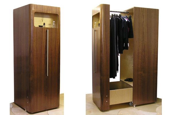 compact wardrobe - Google Search