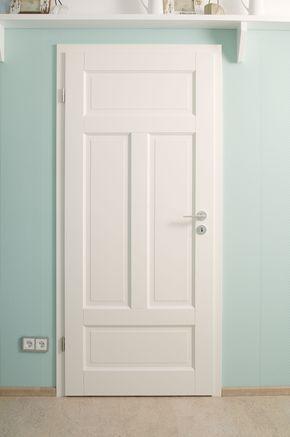 Zimmertüren #innenhofgestaltung