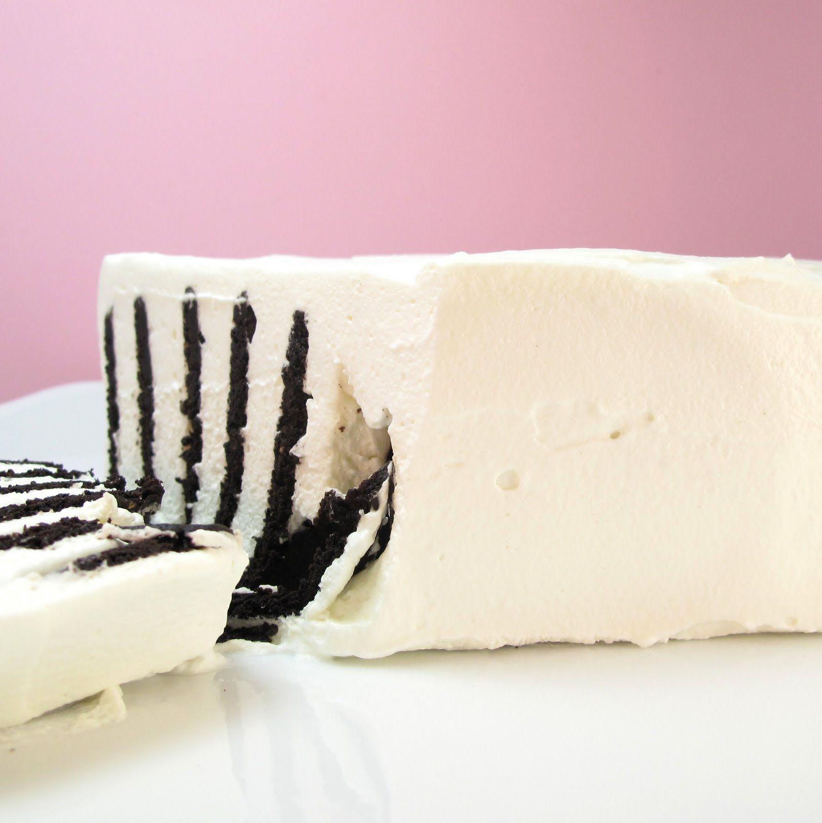 ice box cake & ice box cake | Boxed cake Box and Cake Aboutintivar.Com