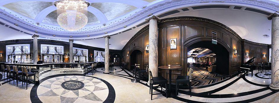 Grand Central Hotel Glasgow Champagne Bar