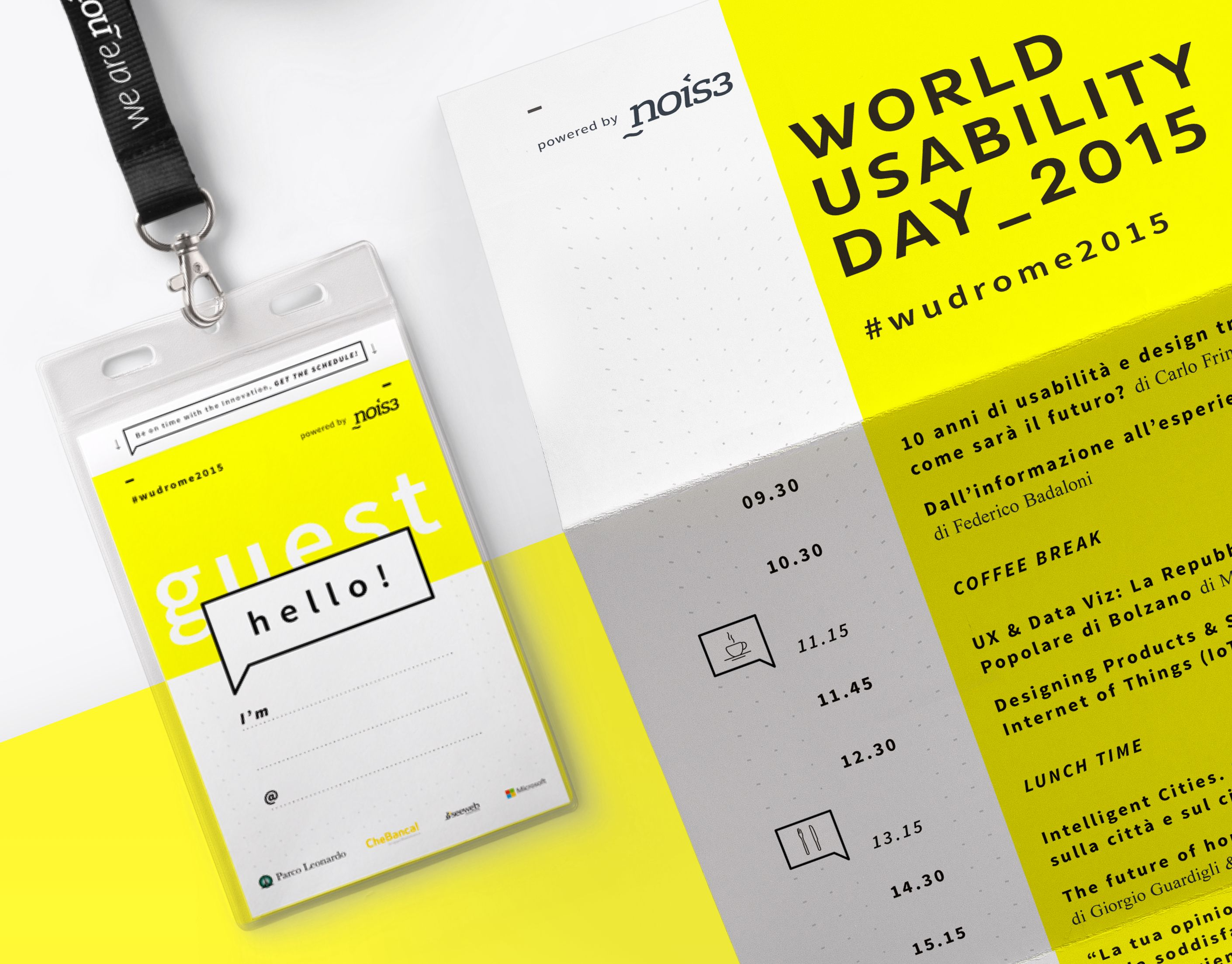 """Check out this @Behance project: """"World Usability Day Rome 2015"""" https://www.behance.net/gallery/34685143/World-Usability-Day-Rome-2015"""