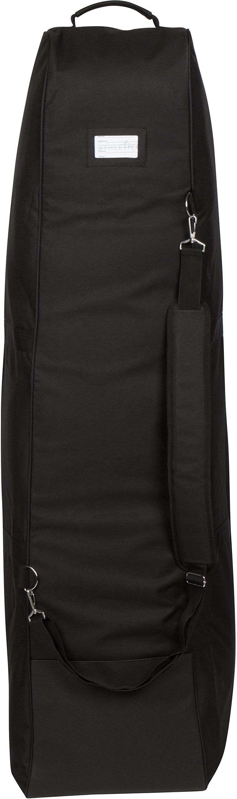 Golf Bag     Athletico Padded Golf Travel Bag Golf Club Travel Cover To  Carry 20d43d908e3d2