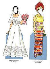 Brides from Around the World - Philippines - pretty skirt