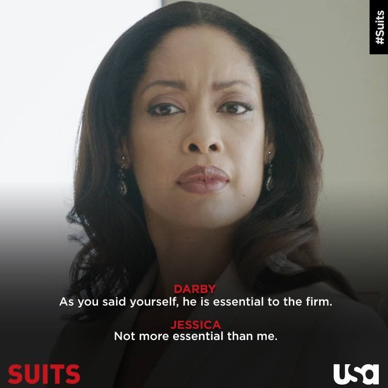 The Best Suits Quotes Jessica