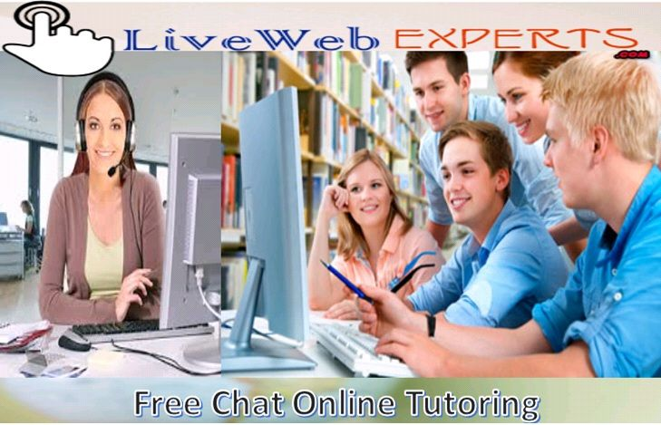 Homework help chat with tutor