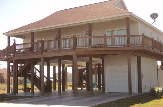 Crystal Beach House Al Best Little S In Texas Homeaway