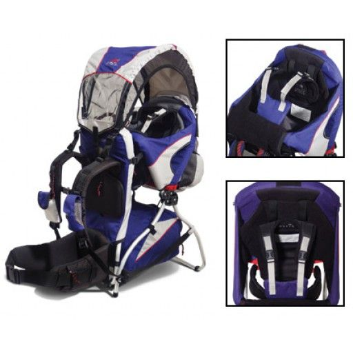 4bbcfda87aa Kelty Adventure Child Carrier Cobalt 20050049 72788069804 ...