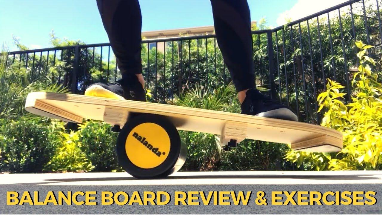Nalanda balance board exercises review youtube