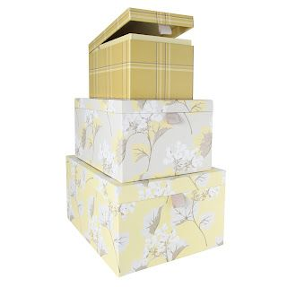 Box · Hummingbird: Pretty Storage Boxes