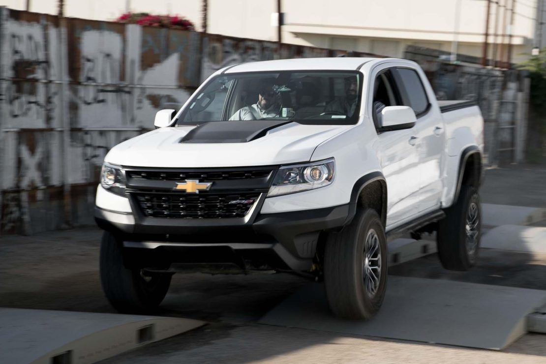2020 Chevrolet Colorado Zr2 Crew Cab V-6 Release Date At ...