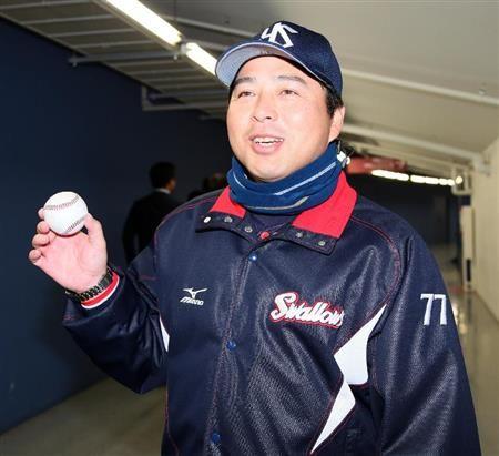 Mitsuru Manaka (Tokyo Yakult Swallows)