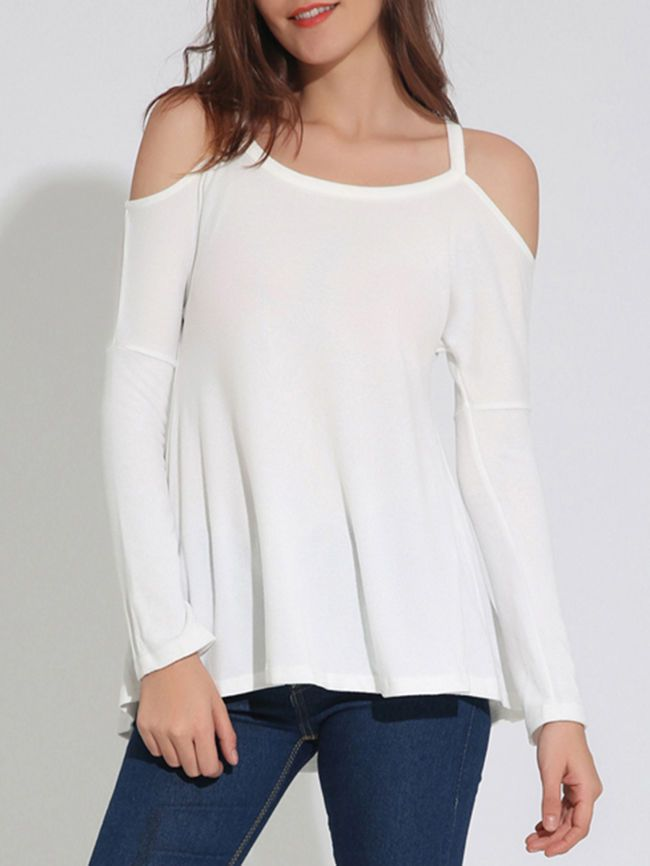 261083b5979c 0 DAYS 00:00:00 Left | Love | Shirt blouses, Tops, Cold shoulder blouse