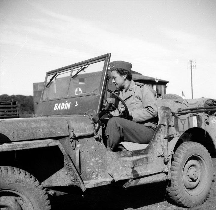 Jeep willys, Jeep, Armée française