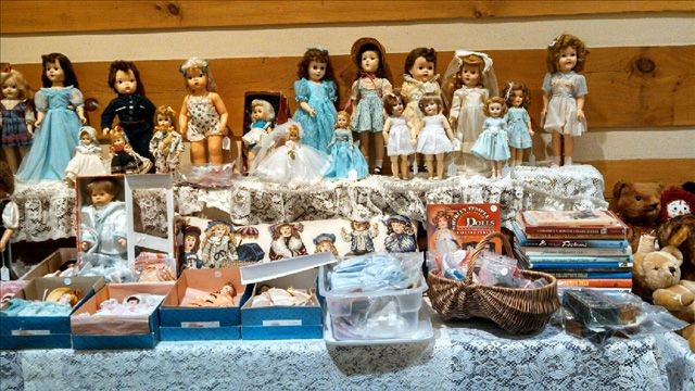 Southeastern Doll Shows Holds And Vintage Toy S In Asheville Nc Knoxville