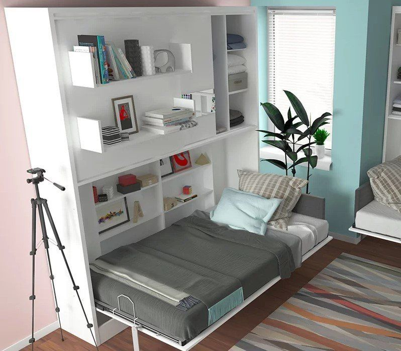 Twin Murphy Wall Bed Tagged Bedroom Bed