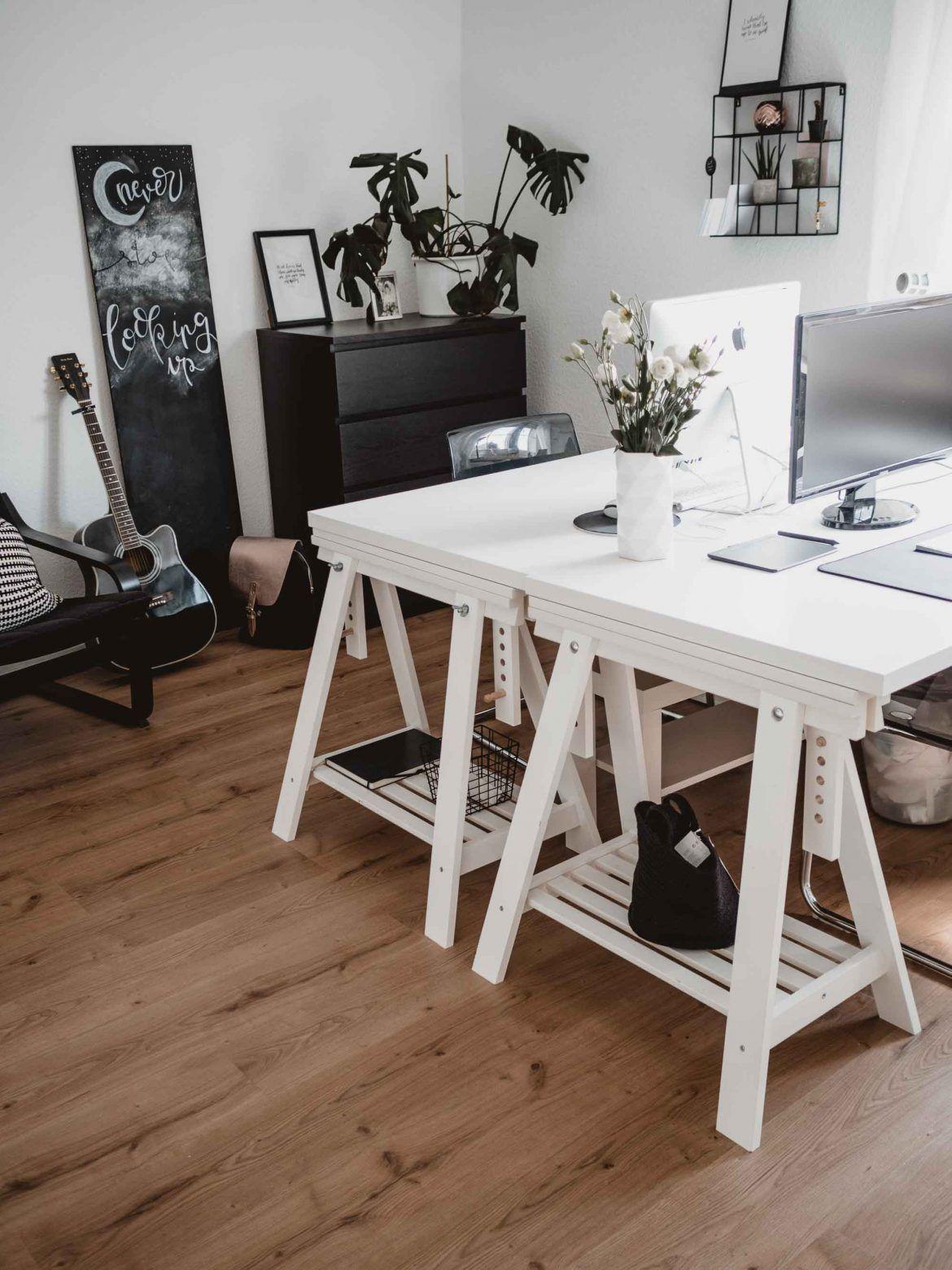 Home Office Einrichten So Wird S Gemutlich Im Arbeitszimmer Jolimanoli Home Office Einrichten Buro Inspiration Buroraumgestaltung