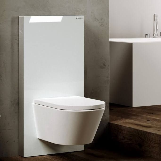Geberit Monolith Bathroom Toilet Dream House