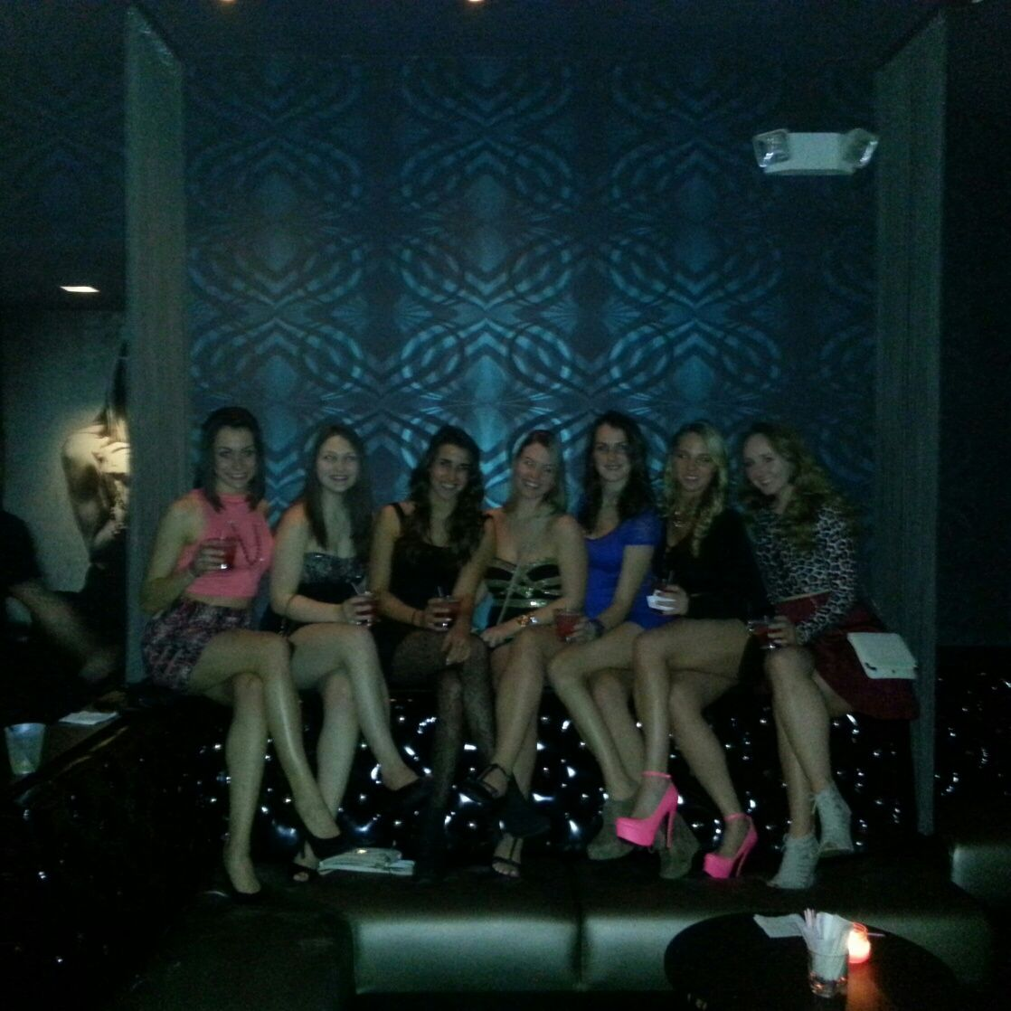 Ladies night at Anthem Lounge! #tropicanaac #tropicana ...