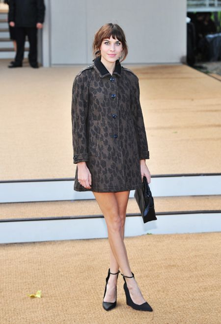 LFW Celebs Spotted: Naomie Harris, Alexa Chung, Olivia Palermo, AND MORE!