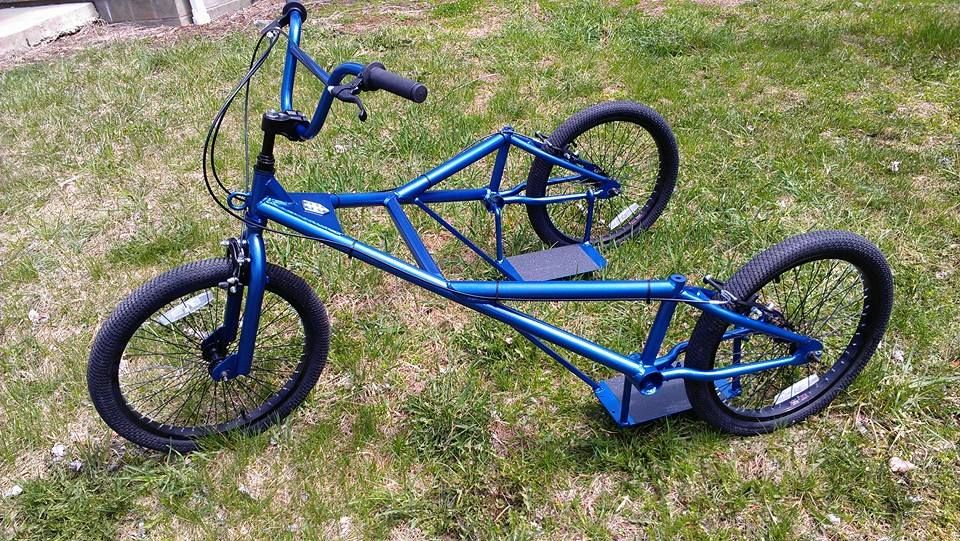 Standard Model Rollie Trike Husky Urban Mushing Urban