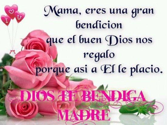 Imagenes De Rosas Con Mensajes Para Mama En Su Dia | Feliz día de ...