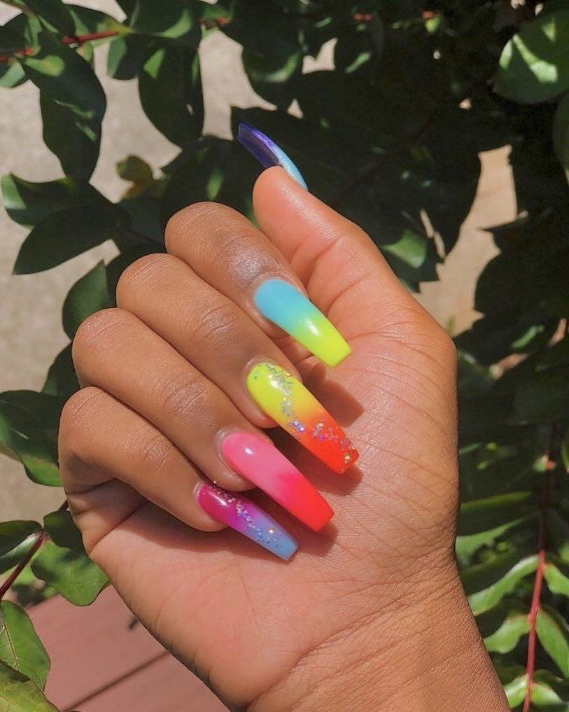 New Tips For Acrylic Nail Designs For Summer 2019 Acrylic Nails