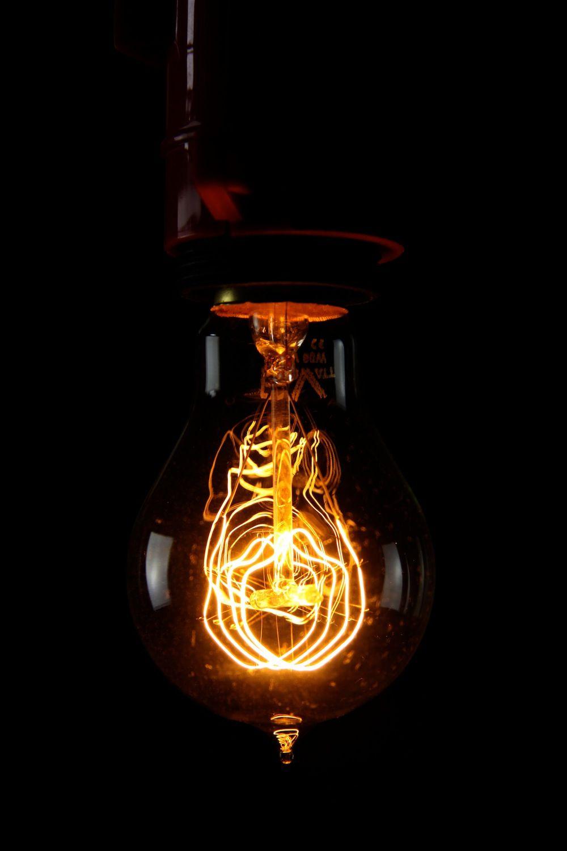 Big Round Light Bulbs