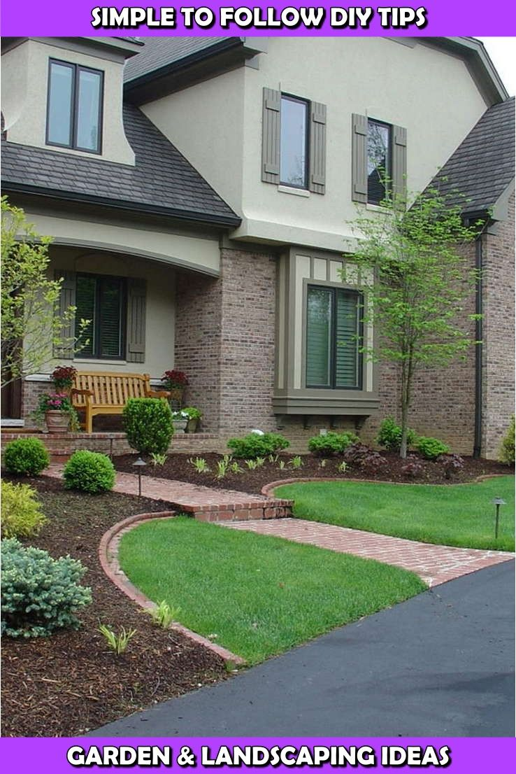 Beautify A Garden With One Of These Excellent Landscaping Tips Landscape Plans Landscaping Tips Diy Landscaping