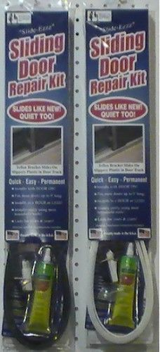 The Slide Ezzz Sliding Door Repair Kit Is For Gl Patio Doors That Don T Well Due To A Worn Out Track