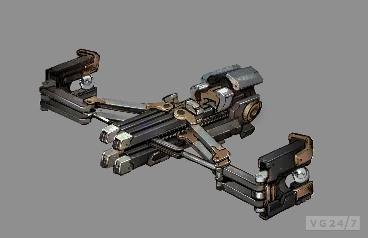 Dead space 3 concept art is full of suits and weapons vg247 dead space 3 concept art is full of suits and weapons vg247 malvernweather Choice Image